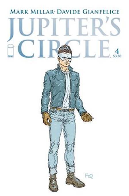 Jupiters Circle #5 CVR B