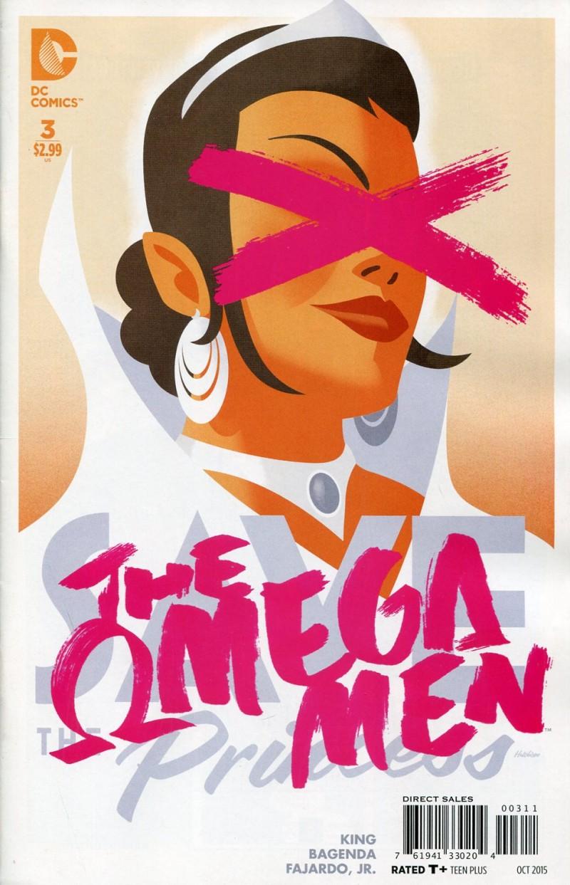 Omega Men V3 #3