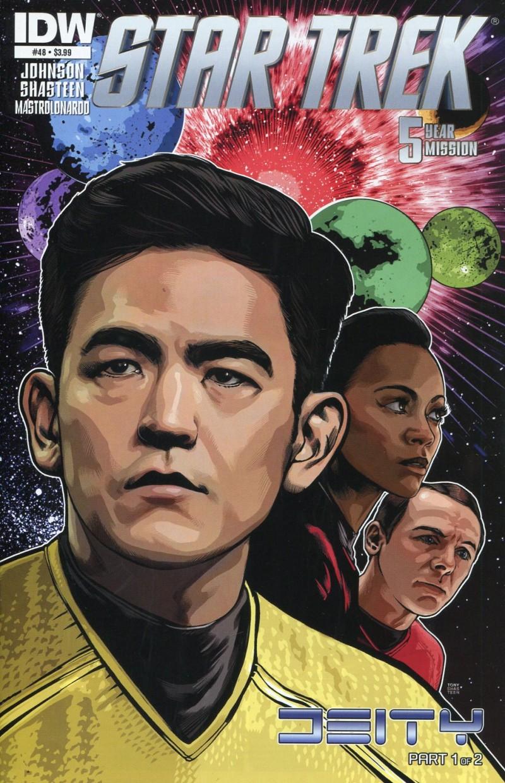 Star Trek IDW #48