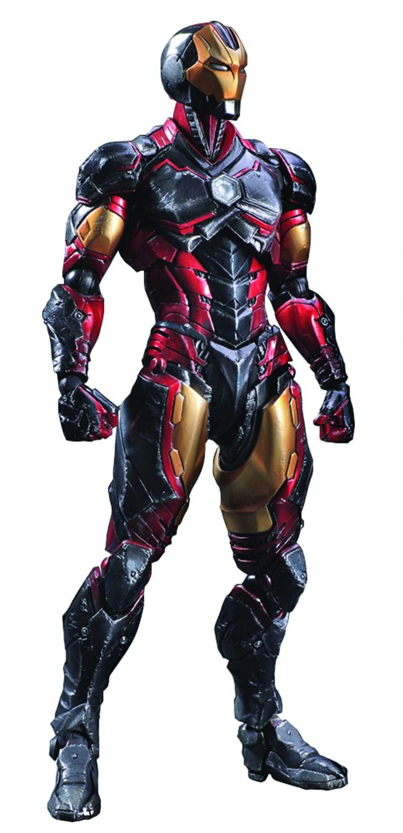 Marvel Play Arts Kai AF Iron Man