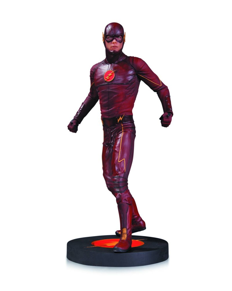 DC Statue Flash TV