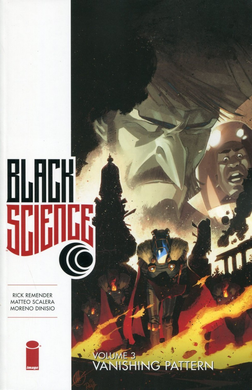 Black Science TP V3 Vanishing Point