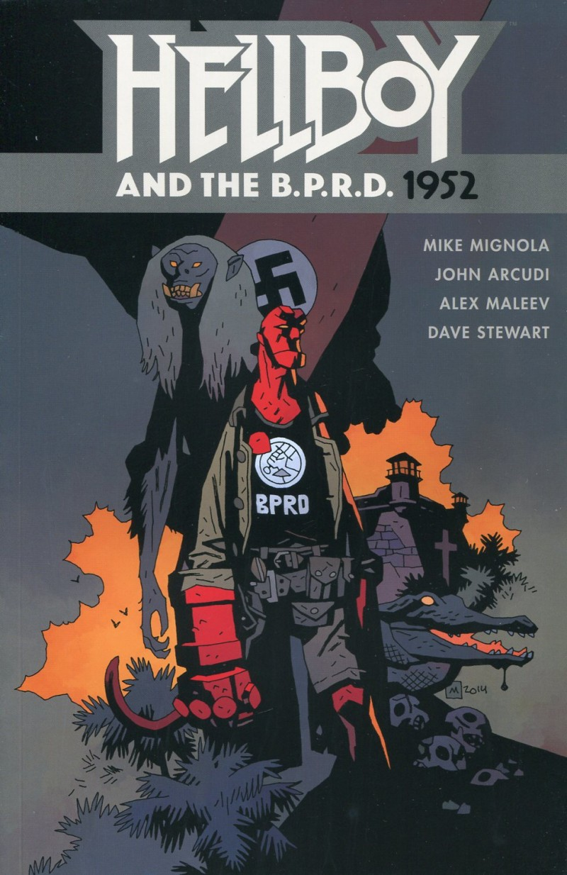 Hellboy and the BPRD TP