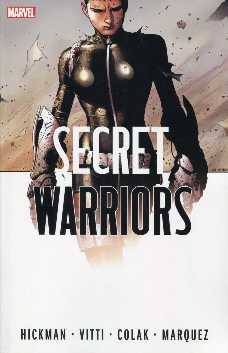 Secret Warriors TP  Complete Collection V2