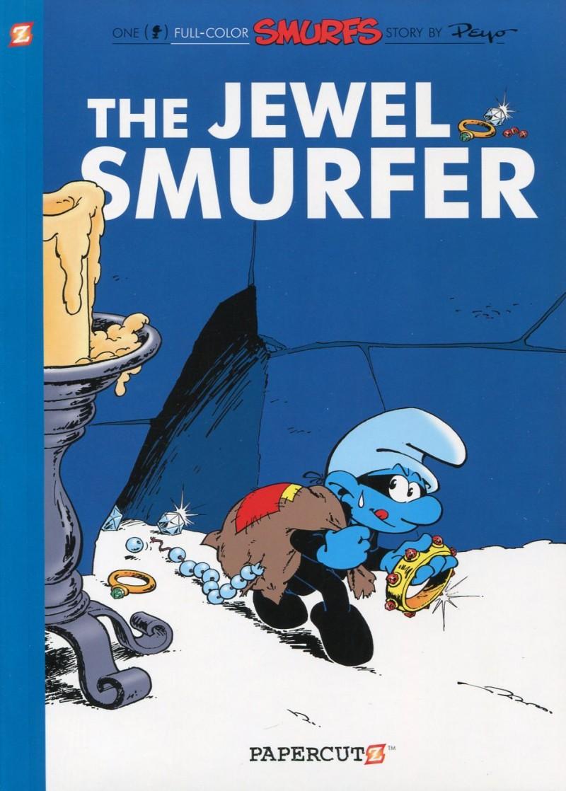 Smurfs GN V19 Jewel Smurfer