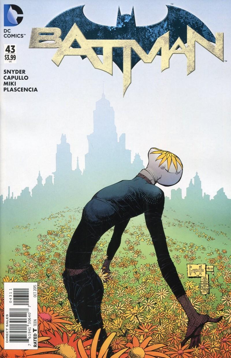 Batman V2 #43