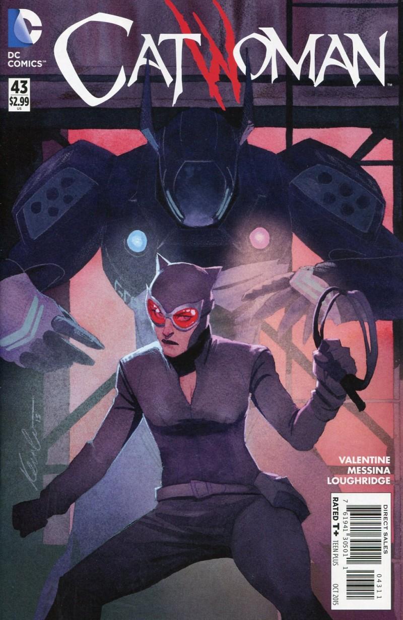 Catwoman V3 #43