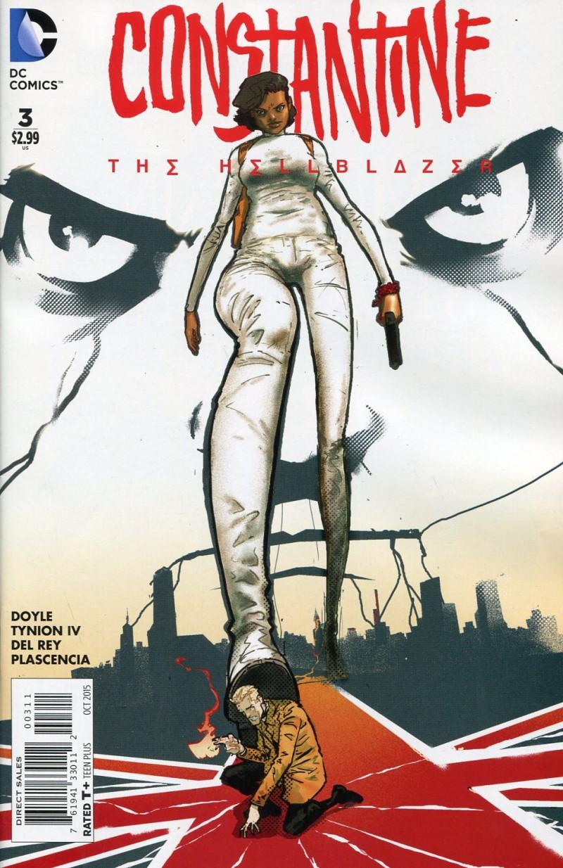Constantine the Hellblazer #3