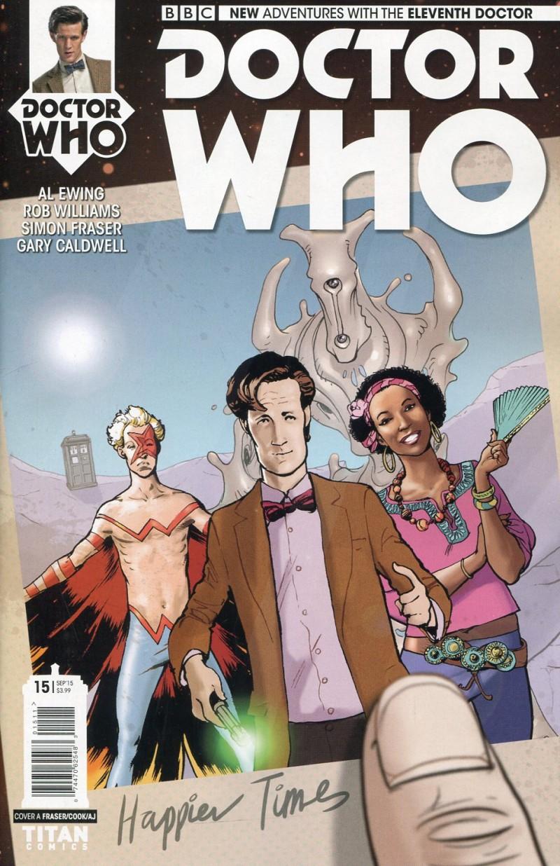 Dr Who 11th #15 CVR A