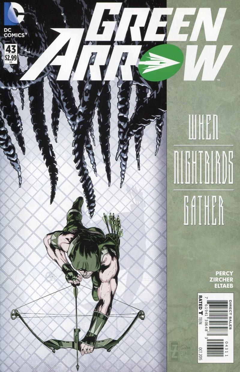 Green Arrow V6 #43