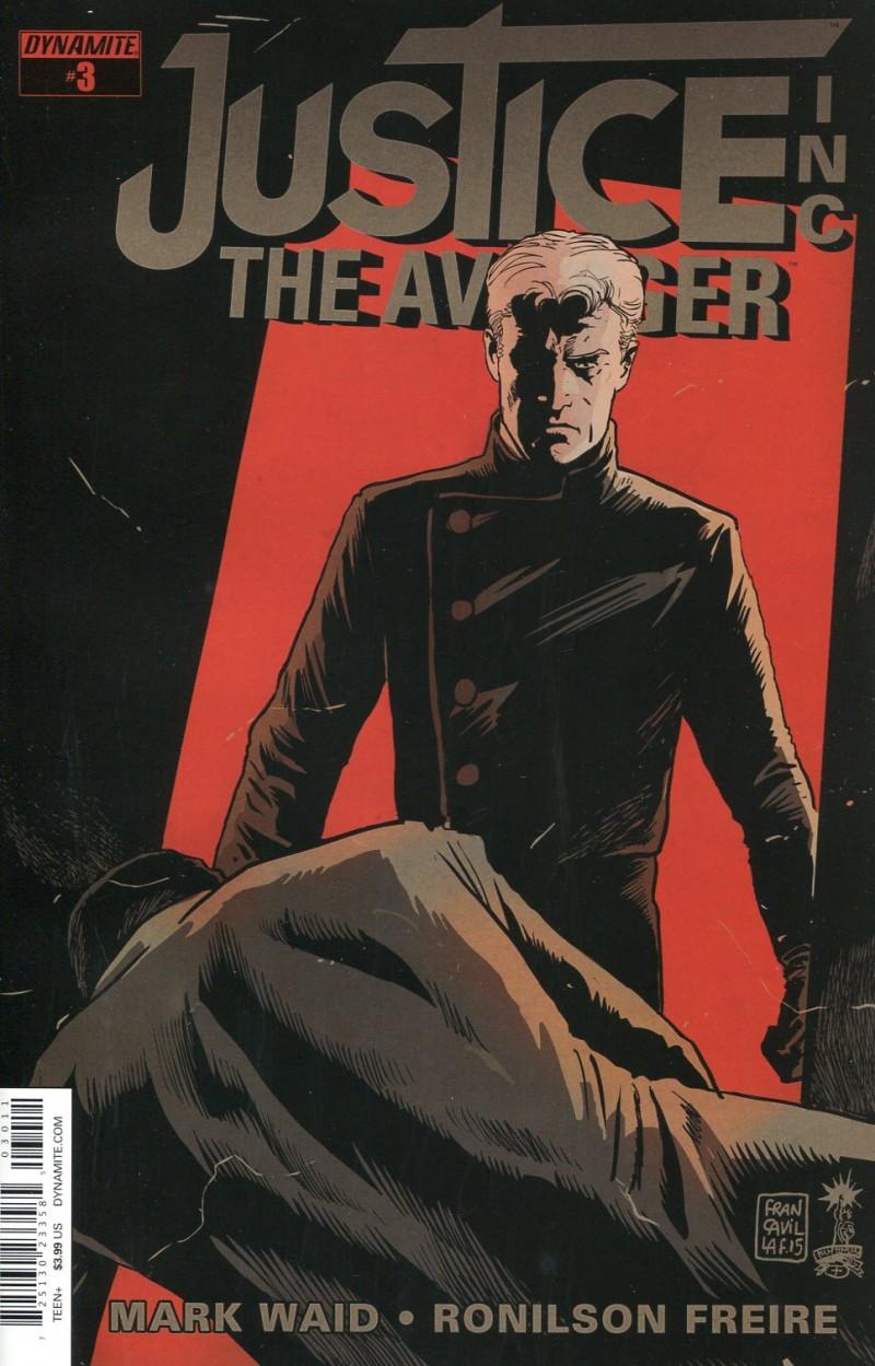 Justice Inc Avenger #3