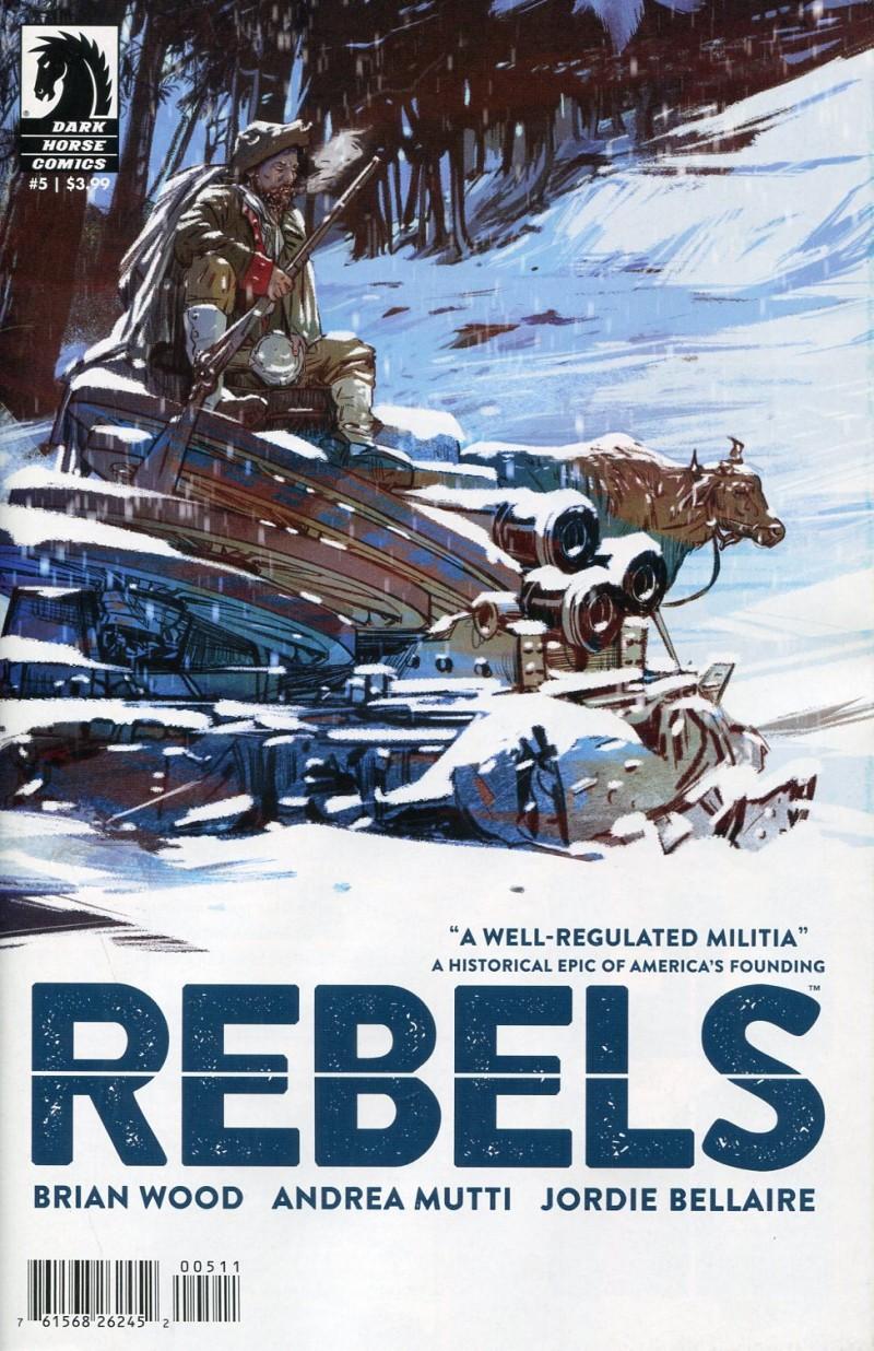 Rebels V3 #5