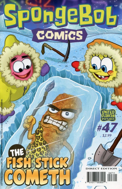 Spongebob Comics #47