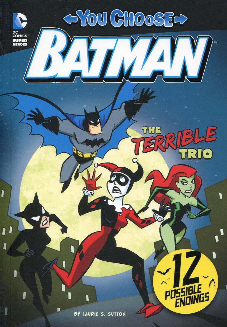 Batman YR TP You Choose Terrible Trio