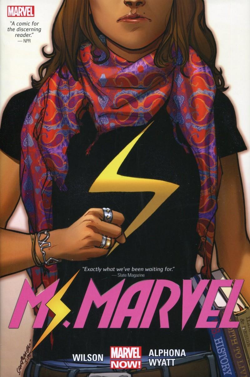 Ms Marvel HC 2014 V1