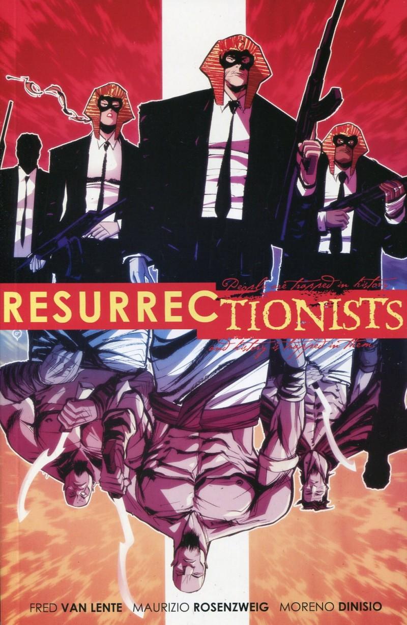 Resurrectionists TP V1  Near Death Experienced