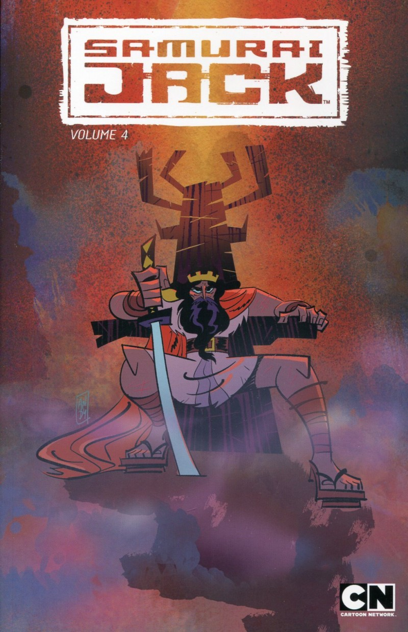 Samurai Jack TP V4  Warrior King