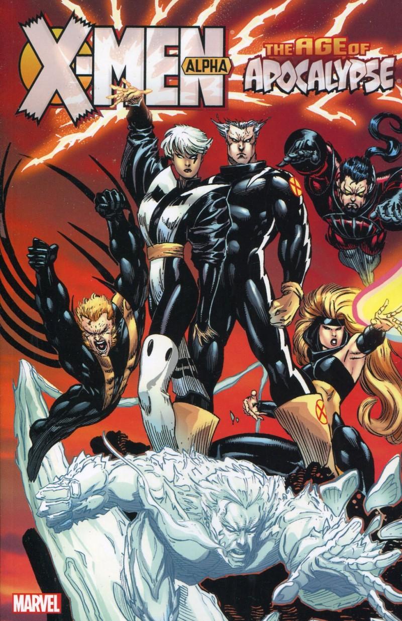 X-Men TP Age of Apocalypse V1 Alpha