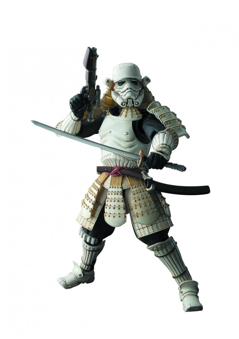 Star Wars AF Movie  Realization Storm Trooper