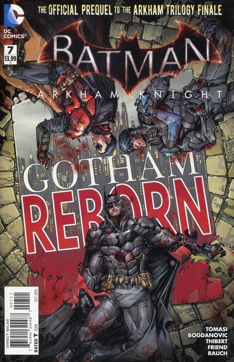 Batman Arkham Knight #7