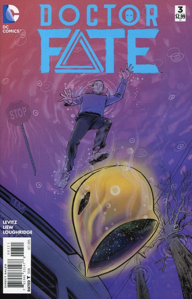 Dr Fate V4 #3 Variant