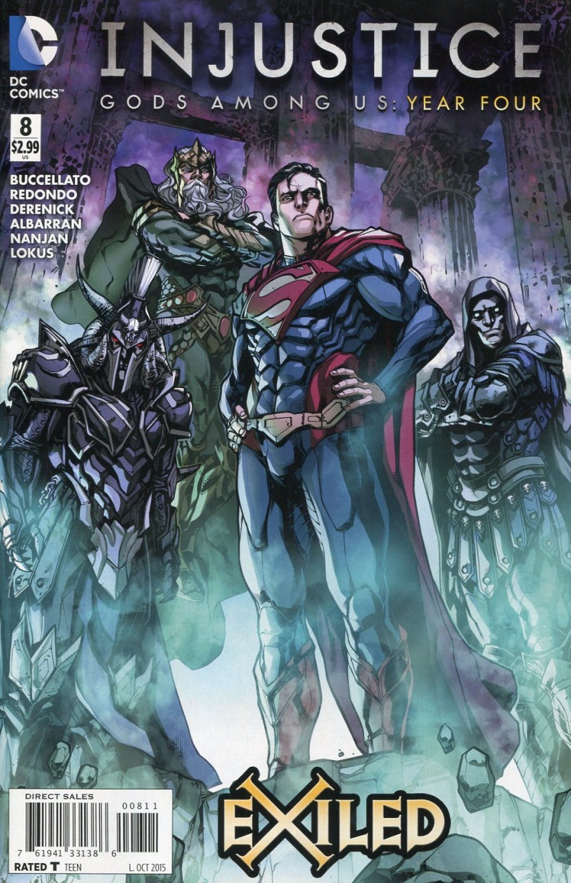 Injustice Year Four #8