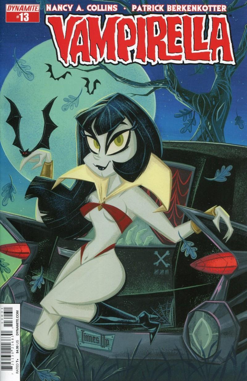 New Vampirella #13 CVR C  Sub CVR
