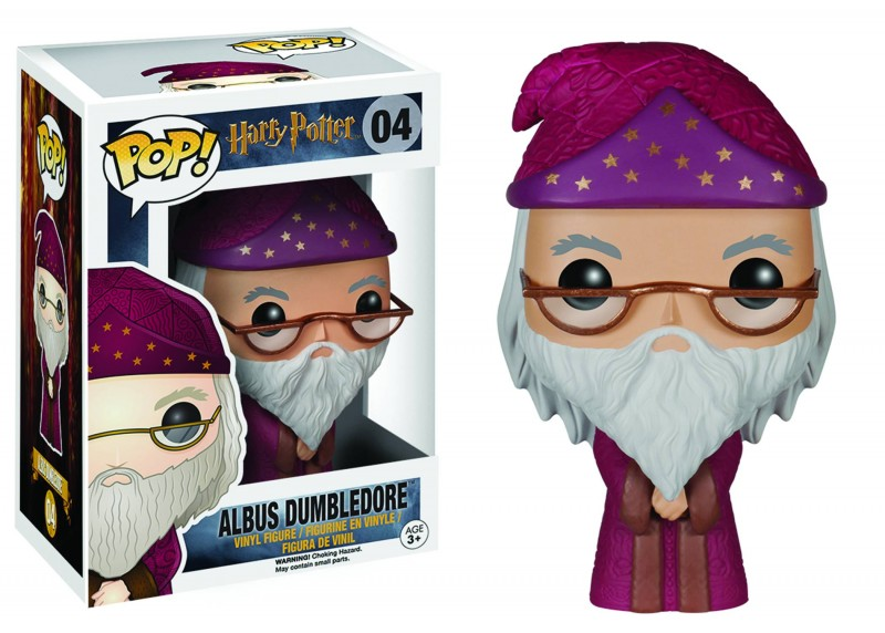 Funko Pop Harry Potter  Dumbledore