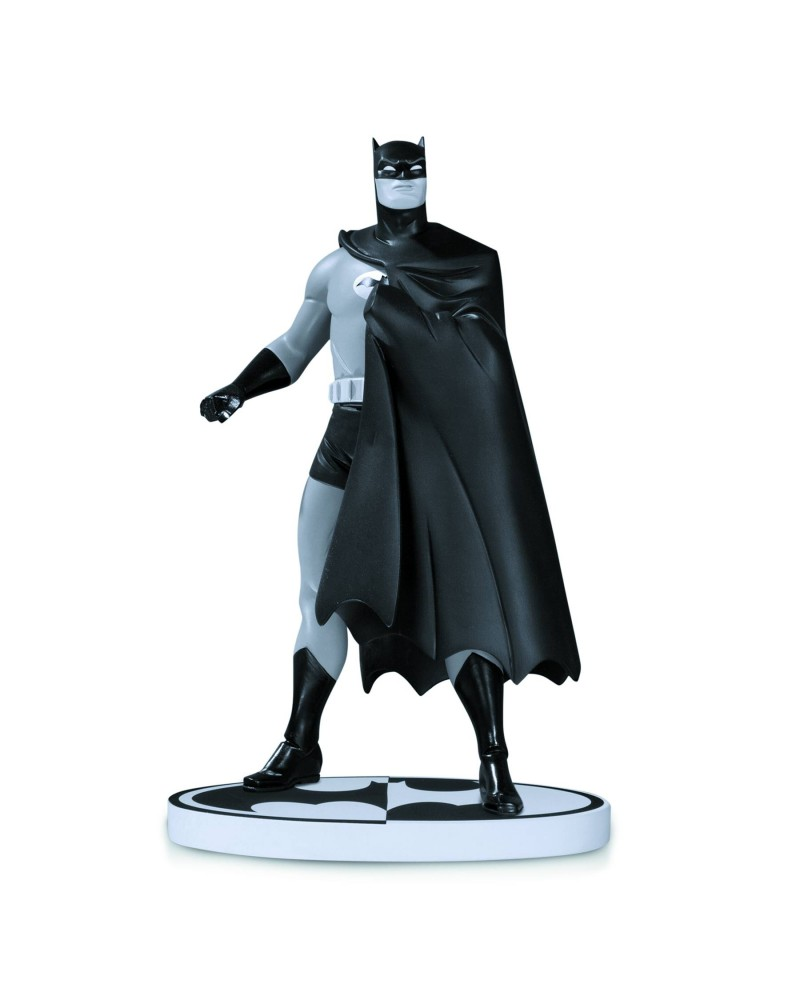 DC Statue Batman B&W  By Cooke 2nd Edition