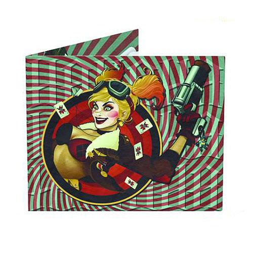 DC Wallet Bombshells  Harley Quinn Mighty