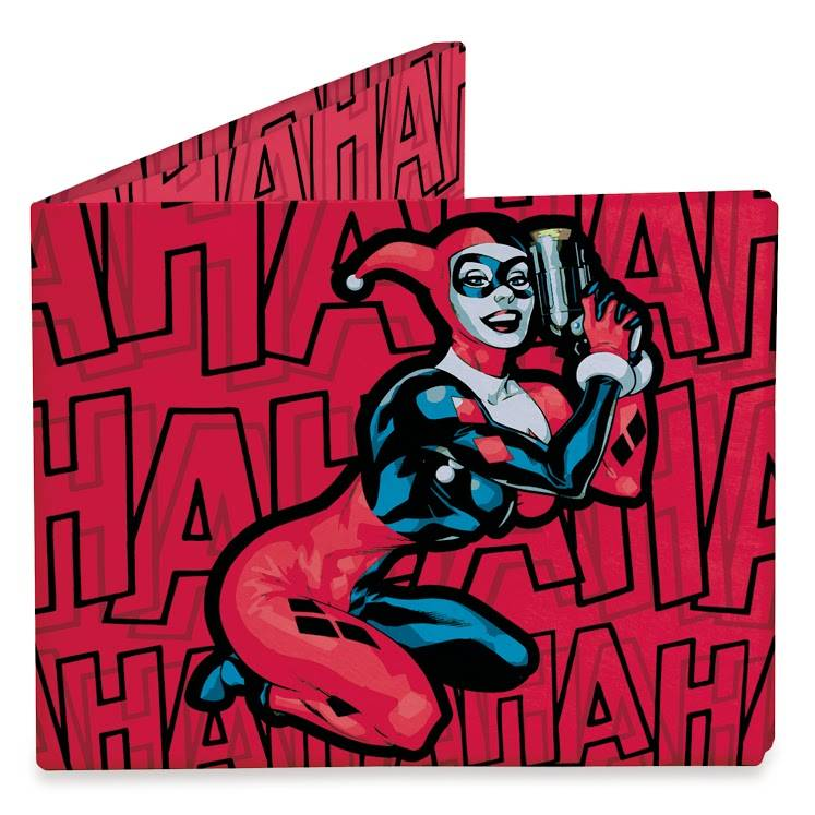 DC Wallet Harley Quinn  Mighty