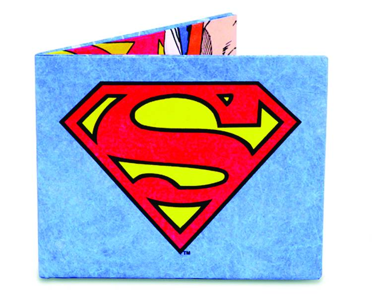 DC Wallet Superman Mighty