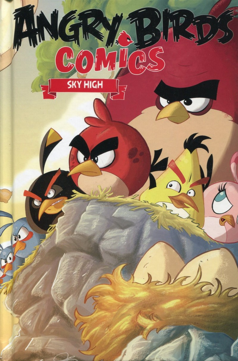 Angry Birds Comics HC V3  Sky High