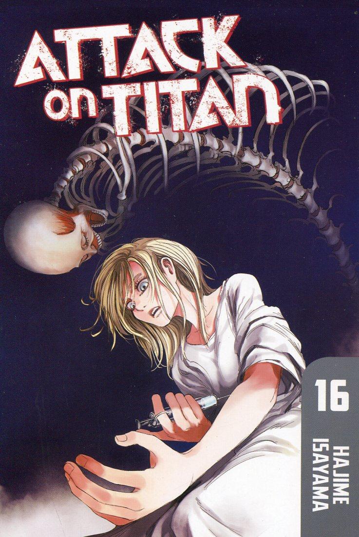 Attack On Titan GN V16