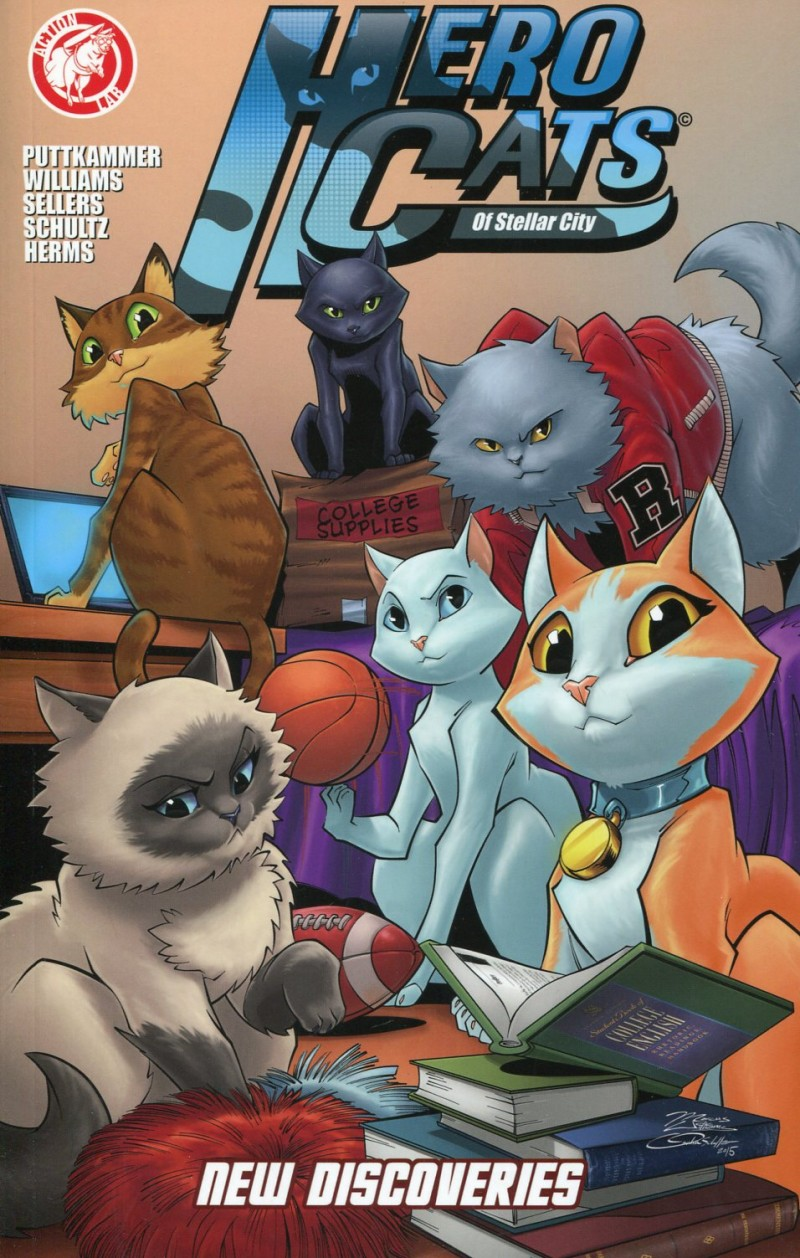 Hero Cats TP V2