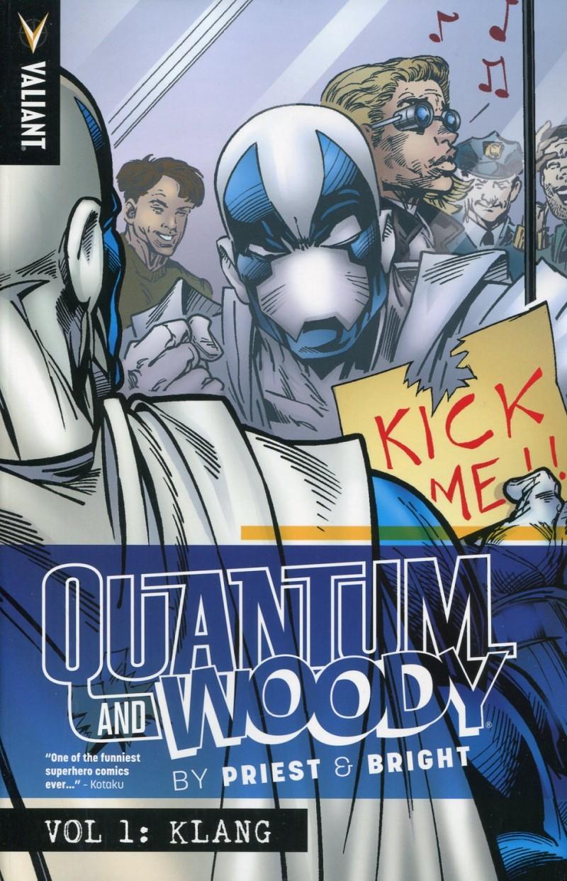 Quantum & Woody TP Priest and Brights V1 Klash