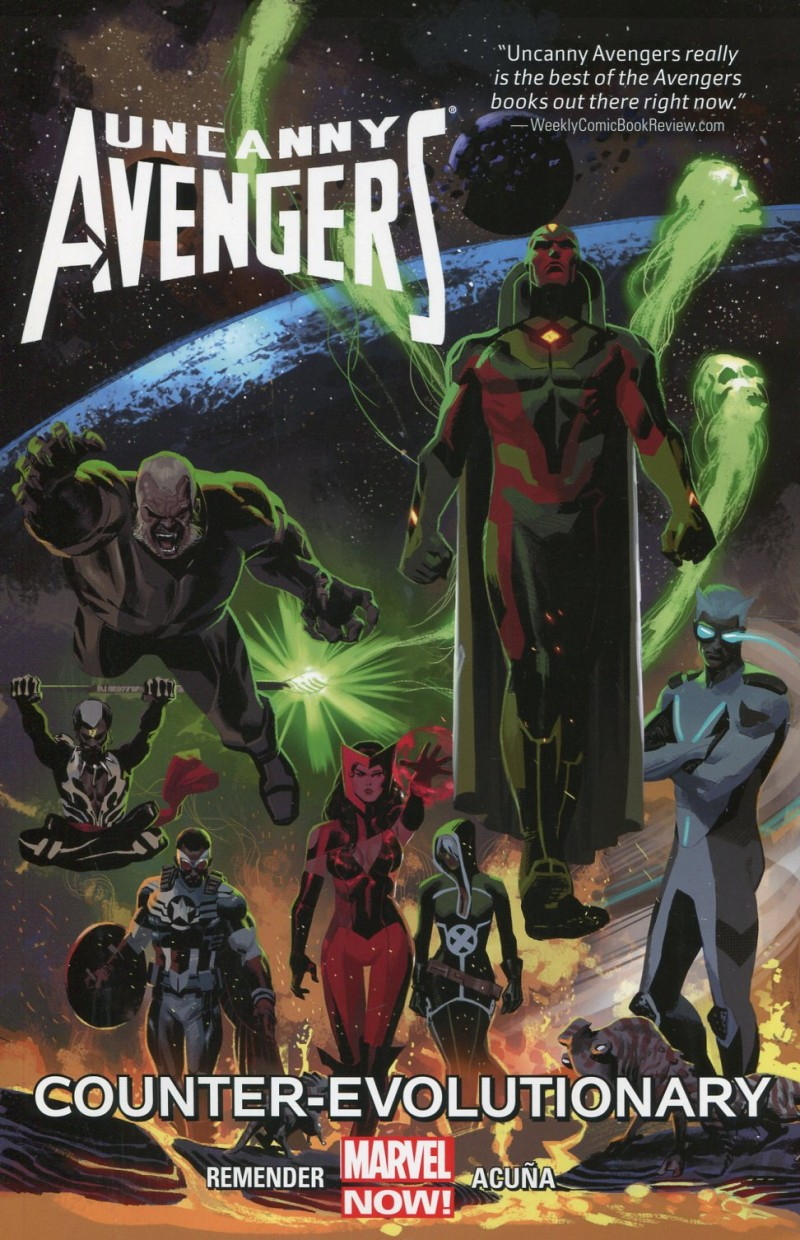 Uncanny Avengers TP 2015  V1 Counter Evolutionary