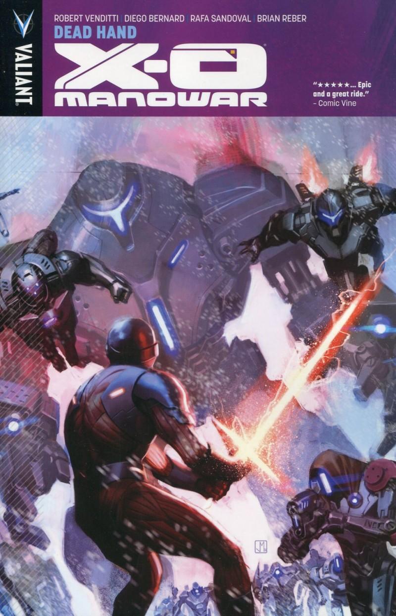 X-O Manowar TP V9 Dead Hand