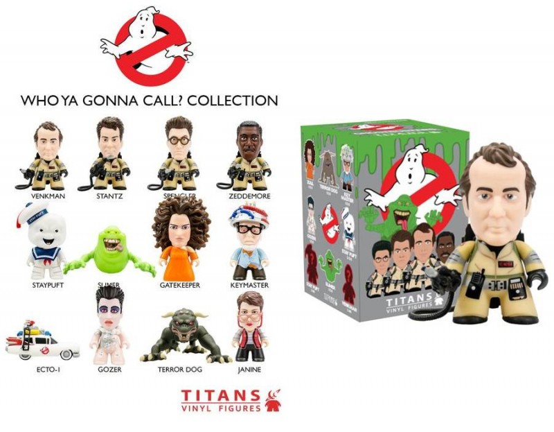 Ghostbusters Mystery Mini