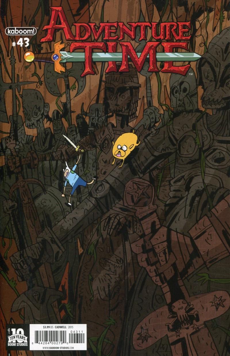 Adventure Time #43
