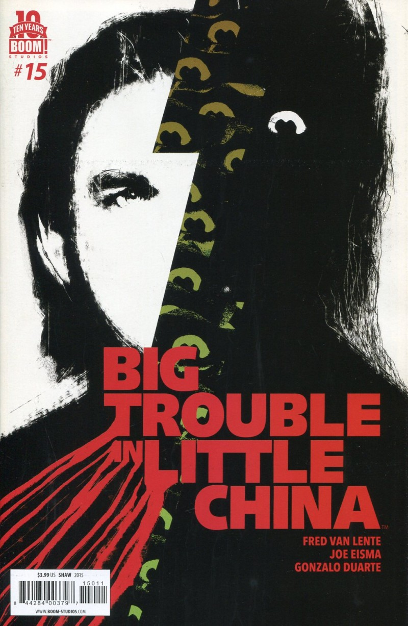 Big Trouble in Little China #15