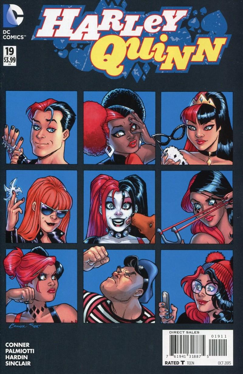Harley Quinn V2 #19