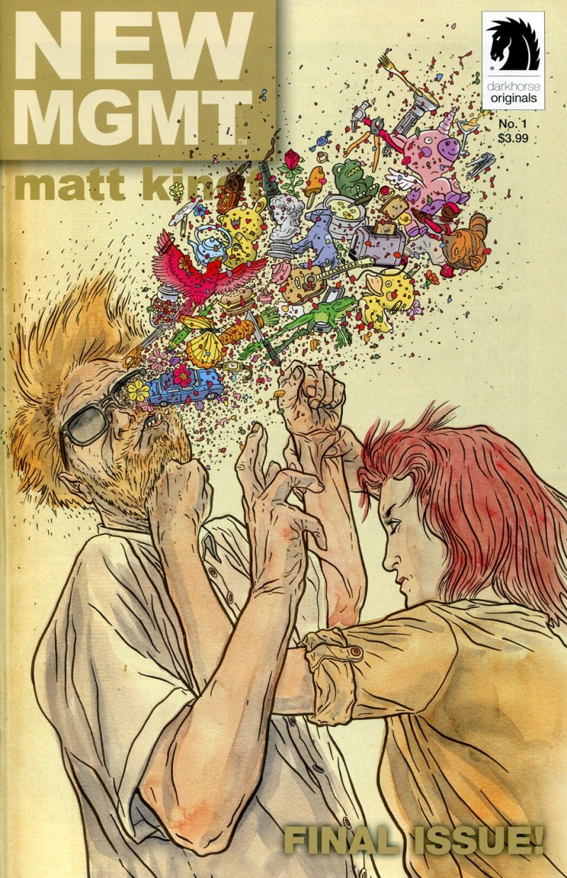 New Mgmt #1 Variant