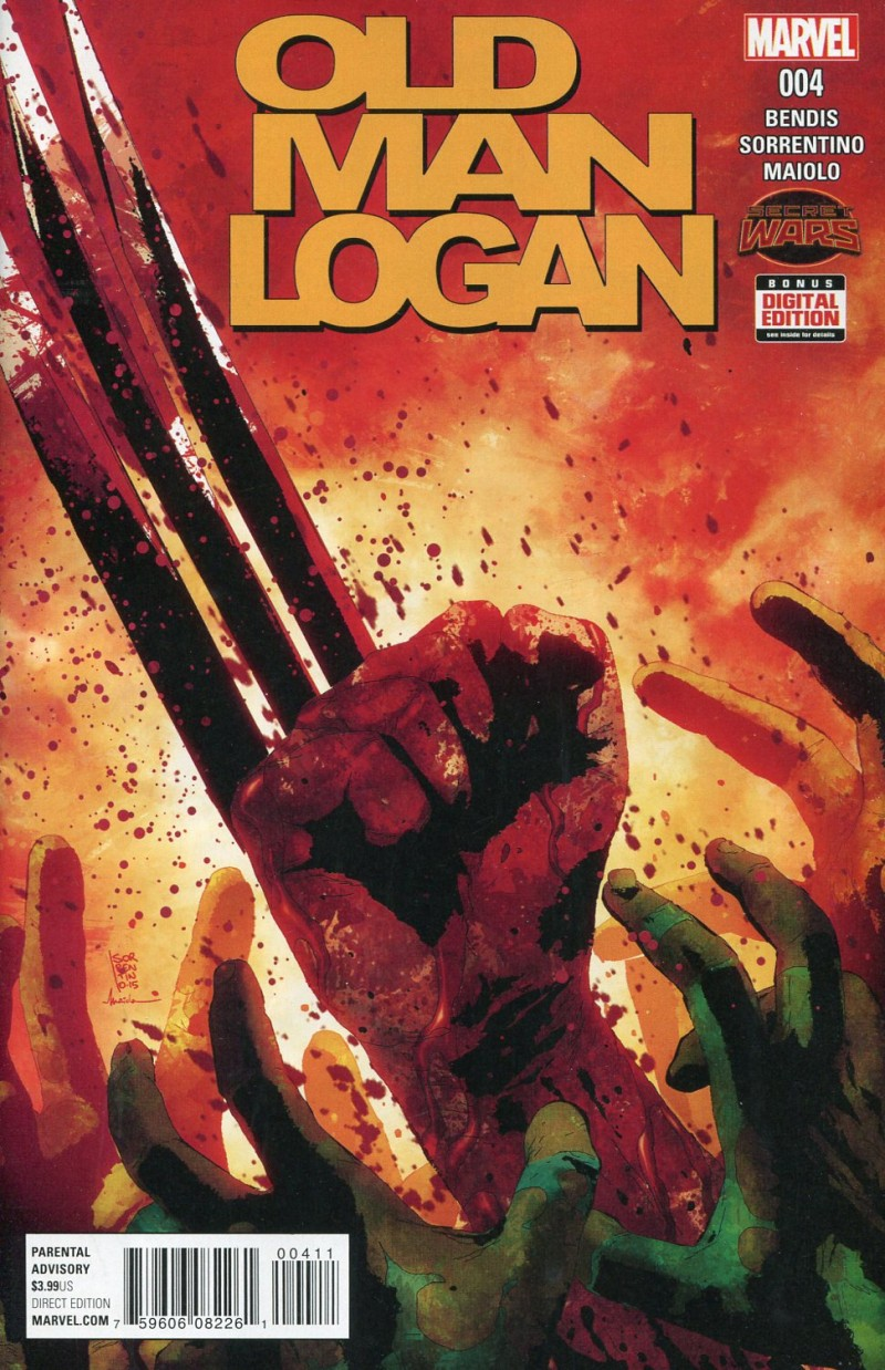 Old Man Logan #4 Secret Wars