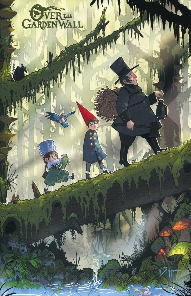 Over The Garden Wall #1 Variant B