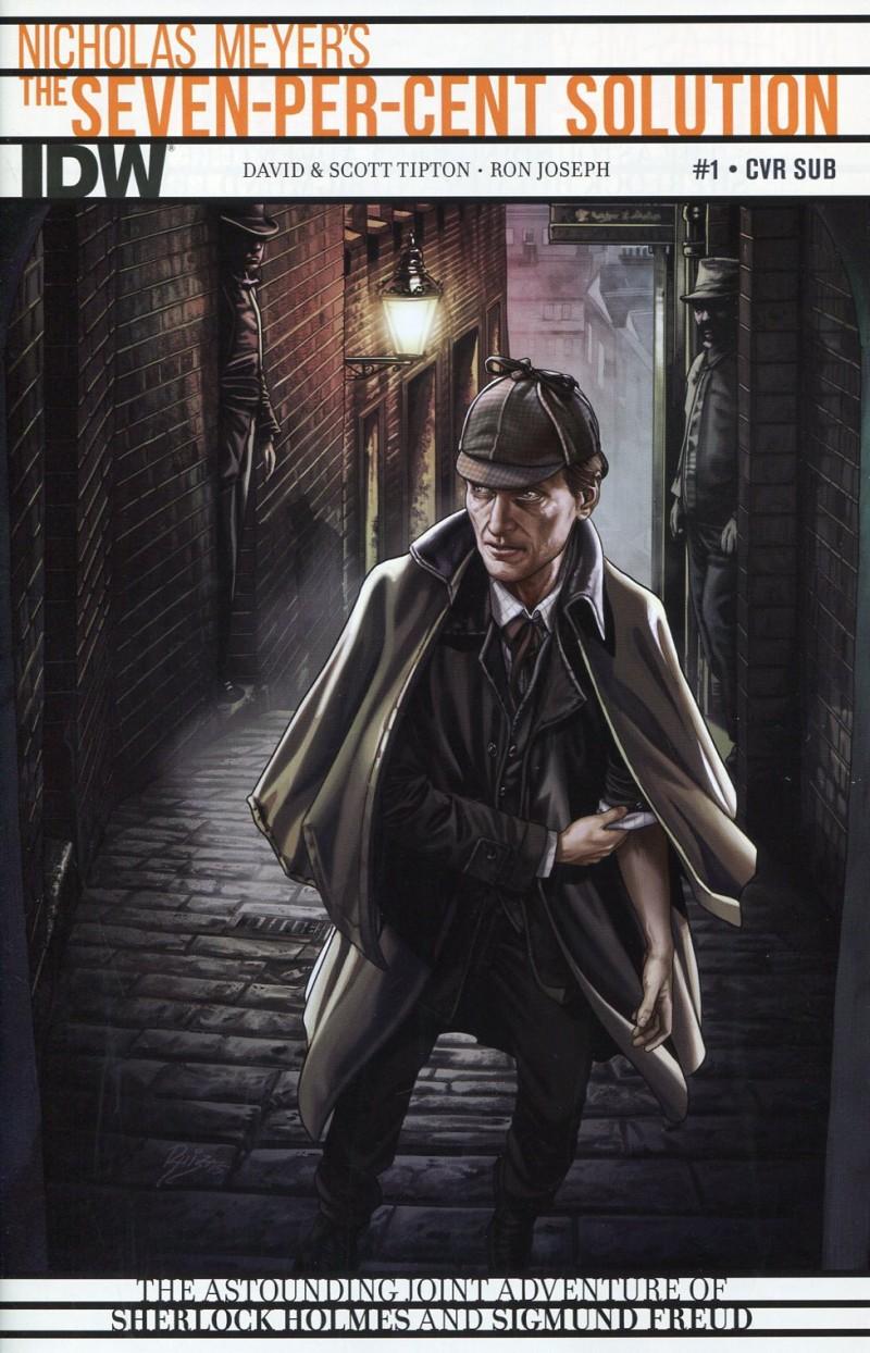 Sherlock Holmes 7 Per-Cent Solution #1 Sub