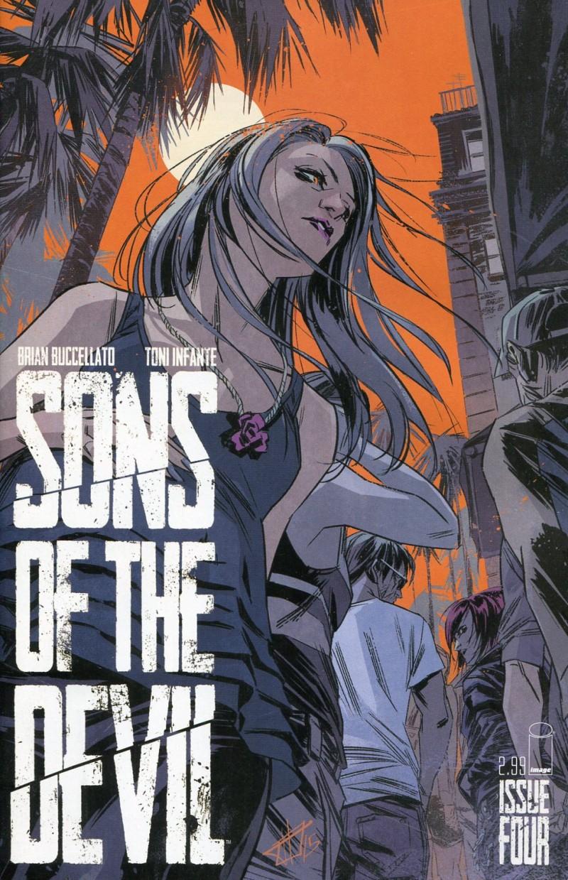 Sons of the Devil #4  CVR A