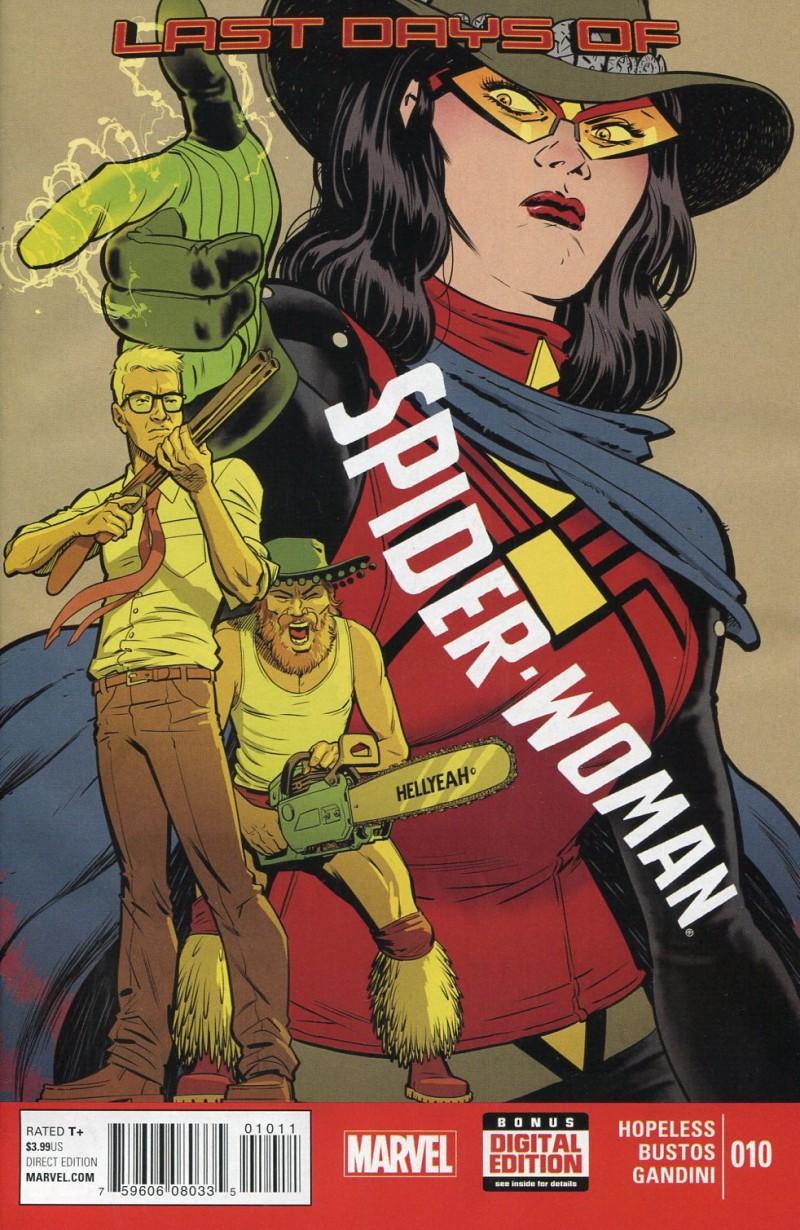Spider-Woman V5 #10