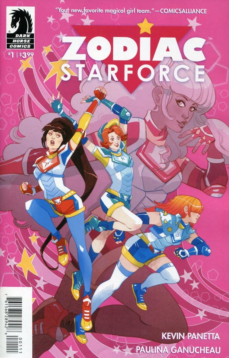 Zodiac Starforce #1