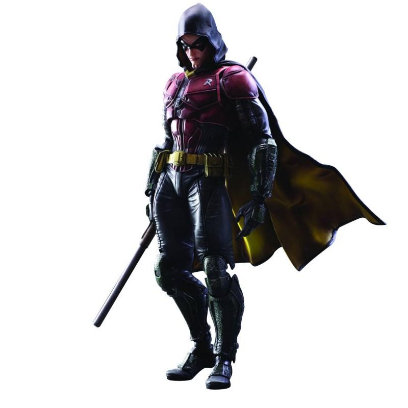 DC Play Arts AF Arkham  Knight Robin